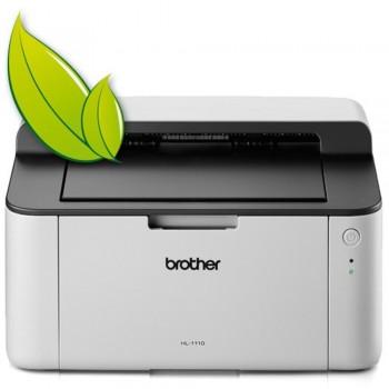 Brother HL-1110 - A4 Single-function USB Mono Laser Printer
