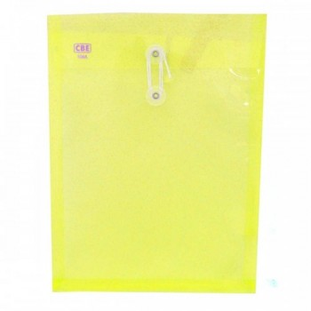 CBE 104A Document Holder - A4 Size Yellow