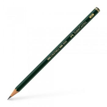 Faber-Castell 9000 Graphite Pencil 4H