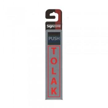 Signzone P&S Metallic -45190 TOLAK LINE (Item No: R01-81)