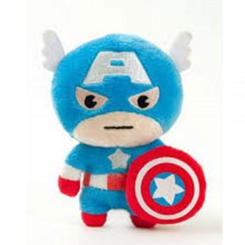 "Marvel Kawaii 4"" Plush Toy - Captain America (MK-PLH4-CA)"