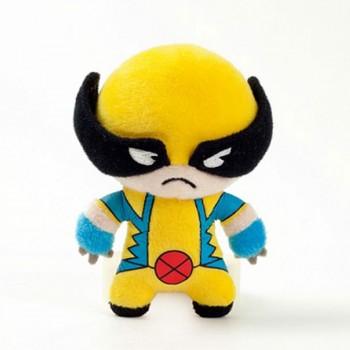 """Marvel Kawaii 4"""" Plush Toy - Wolverine (MK-PLH4-WVN)"""