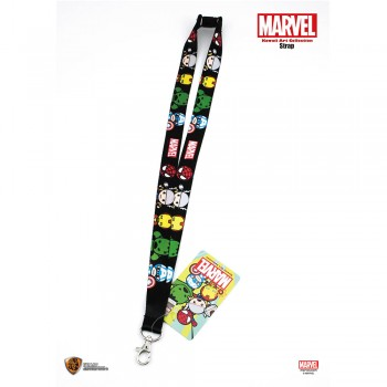 Marvel: Kawaii Art Collection Strap - Color (MK-STP-CL)