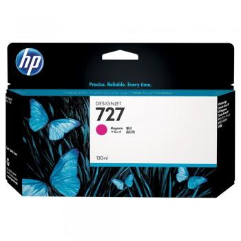 HP 727 130-ml Magenta Designjet Ink Cartridge (B3P20A)