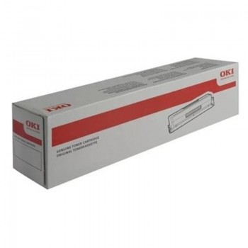 OKI C532, MC573 Black Toner #46490508 - 3.5k