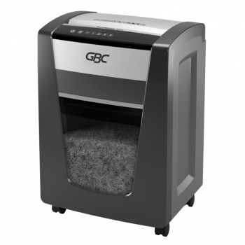 GBC ShredMaster M515 Simple And Intuitive Paper Shredder (Micro Cut) - Shred Up to 4 hours High Security P5