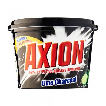 Axion Lime Charcoal Dishwashing Paste 750g