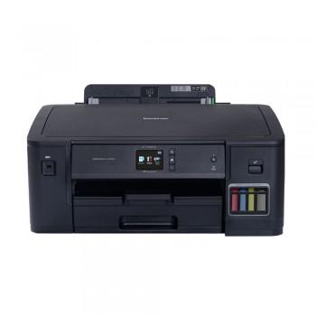Brother HL-T4000DW A3 Inkjet Printer, Refill Ink Tank Wireless Duplex Print