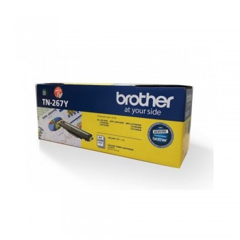 Brother TN-267 Yellow Toner 2.3k