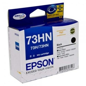 Epson 73HN Black Double Pack (T104193)