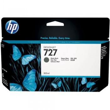 HP 727 300-ml Matte Black DesignJet Ink Cartridge (C1Q12A)