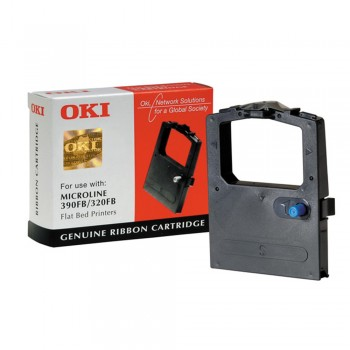 OKI ML390FB RIBBON 45446001 ( ITEM NO : OKI 390FBM )