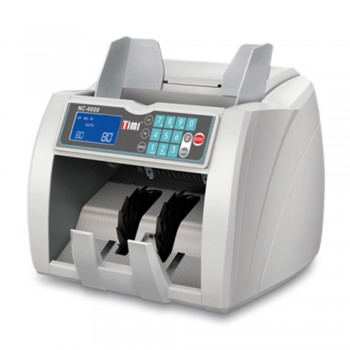 Timi NC-6000 Electronic Note Counter Automatic Detecting With UV ( Ultraviolet ), MG ( Magnetic )