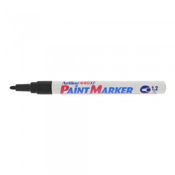 Artline 440XF Paint Marker 1.2mm - Black