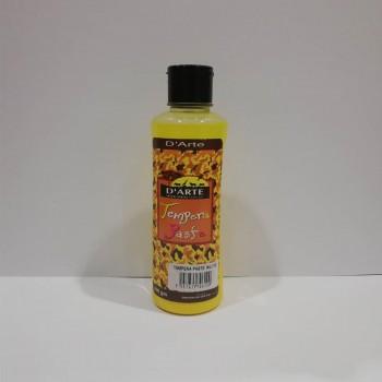 D'arte Tempera Paste Yellow 300gsm (110)