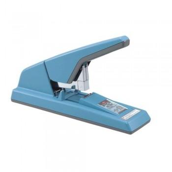 Max Flat Clinch Stapler HD-3DF - Navy Blue (Item No: B07-38BL) A1R2B261