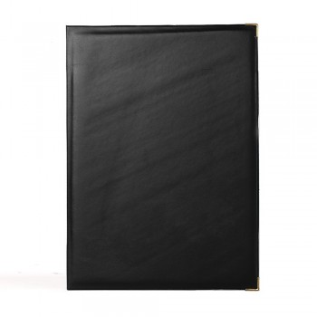 1170A Certificate Holder (with sponge) - Black