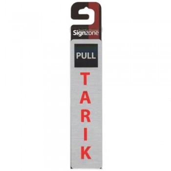 Signzone P&S Metallic -45190  TARIK (Item No: R01-92)