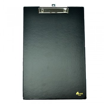 EMI 1340 Wire Clipboard F4 - Black