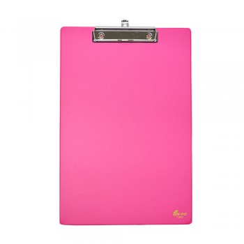 EMI 1340 Wire Clipboard F4 - Fancy Pink
