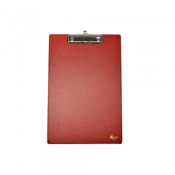 EMI 1340 Wire Clipboard F4 - Red