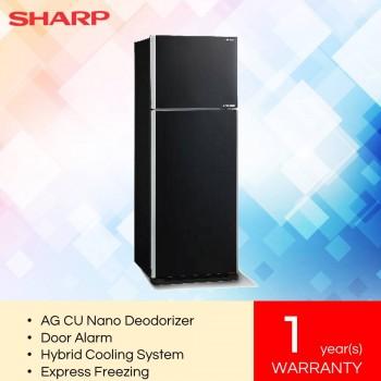 SharpSJE538MK J-Tech Inverter Pelican 2 Door Refrigerator (480L)