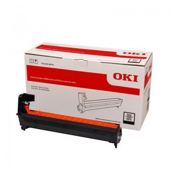 OKI C532, MC573 Black Drum #46484112 - 7k